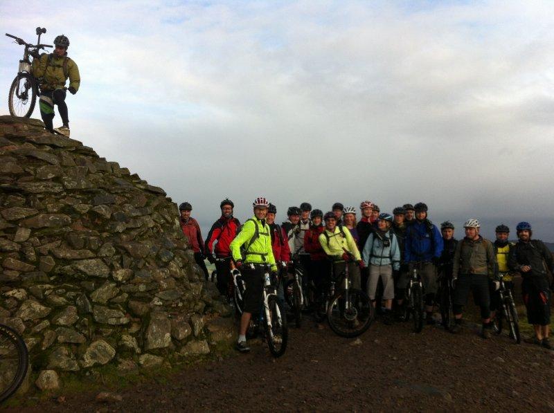 Dunkery Beacon, Exmoor - YOGi Exmoor Ride