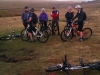 MTB Fun Ride - 03/03/12 - Around the War Horse film locations on Dartmoor