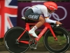 Women's cycling time trial, London Olymics 2012