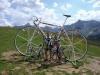 Summit of Col d'Aubisque - Giant Bikes