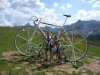Summit of Col d'Aubisque - Giant Bikes