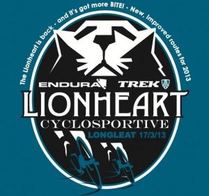 2013 Lionheart Logo