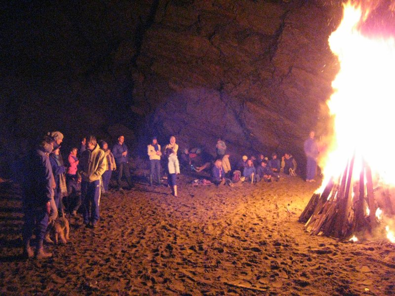 YOGi Beach Bonfire Bash